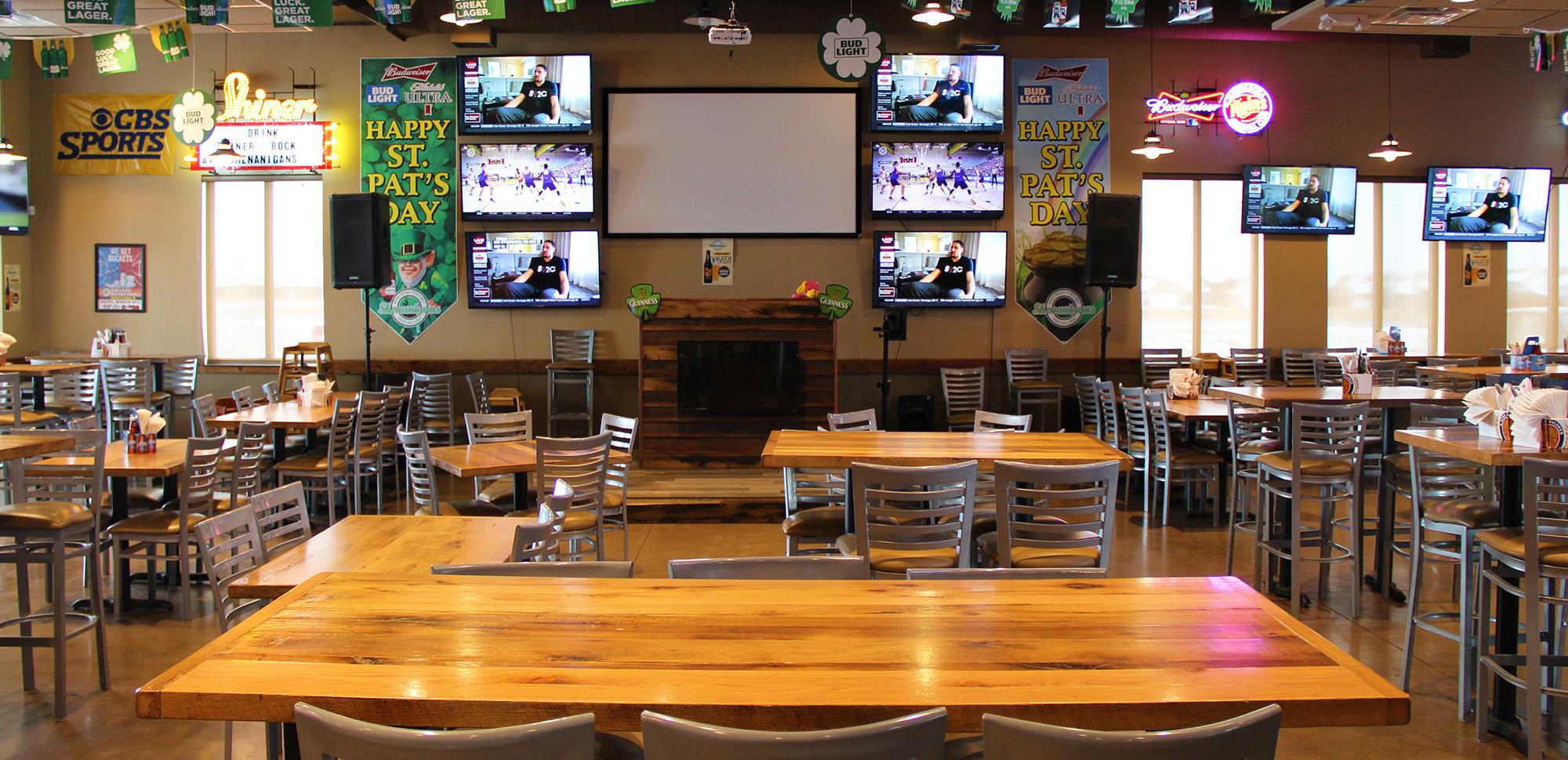 Shenanigans Sports Bar Grill Sioux Falls Sd